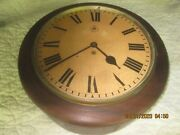 Antique Wwii Raf Royal Air Force Wall Clock, Complete, Restored, W.elliot 1941