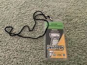 2018 Pittsburgh Penguins Stanley Cup Playoffs Media Hockey Ticket