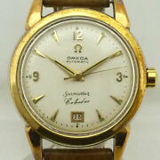 Omega Seamaster Automatic 353 Date Vintage Menand039s Watch 1952 Wl30975