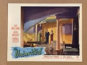 The Uninvited '44 Ray Milland Ruth Hussey Inside Haunted House Lc