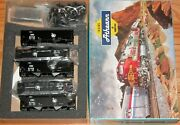 Athearn 5573 Aar 50 Ton Hopper Kit 5-pack Central New Jersey Cnj
