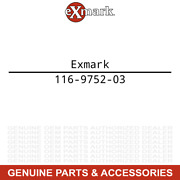 Exmark 116-9752-03 Chute Guard Commercial Walk Behind Mower S Series