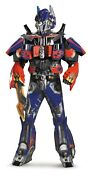 Optimus Prime Transformers Movie Theatrical Collectors Edition Adult Costume