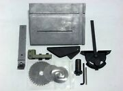 Unimat Mini Lathe Circular Saw Attachment And Mitre Gauge, Ref 1240 And 1241