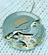 Seiko Diver 62mas 6217 Movement Serviced 6217-8000 6217-8001 Date And Crown At 3