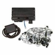 Holley 550-1060 Fuel Injection System Terminator X Stealth 4150