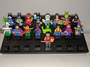 Lego Mighty Micro Marvel And Dc Minifigure Lot