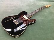 Vintage Jdv001-lucky Buck- Electric Guitar Cactus Design With List No.1297