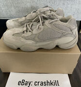 Adidas Yeezy 500 Taupe Light Size Menandrsquos Gx3605 In Stock Ships Today