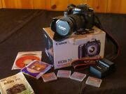 Canon Eos 7d 18.0mp W/ Ef 28-135mm Lens Is Usm - Very Good - 11,869 Shutter