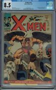 Cgc 8.5 X-men 19 1st Appearance The Mimic Ow/white Pages 1966 Jack Kirby Cover