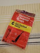Genuine Rug Doctor B-19 Type C Vacuum Cleaner Bags For Hoover Upright