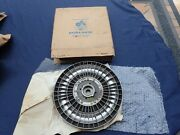 1956-57 Cadillac Transmission Fluid Coupling Assembly Nos Torus And Hub Member