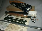 X6121 Ho Rare Old Walthers 7876 Candnw 60' Coach Wood/metal Side Kit, Cv Trucks