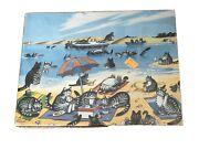 New Sealed 1984 Springbok Kliban The Cat Days Of Summer Jigsaw Puzzle 500 Pieces