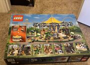 Read Lego Creator Expert 10257 Carousel Box And Manual Only - No Legos