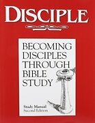 Disciple Becoming Disciples Through Bible Study Study Manual By Wilke, Ric…