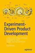 Experiment-driven Product Development How To Use A Data-informed Approach To…