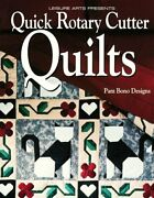 Quick Rotary Cutter Quilts By Bono Pam Paperback