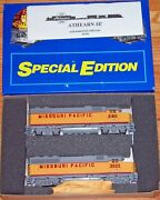 Athearn 2203 Special Edition Gp50 Powered Gp38-2 Dummy Missouri Pacific Canaries