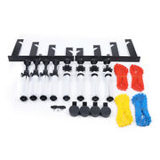 Brand New Photography 4-roller Wall Mounting Manual Background Support System Us