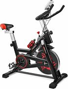 Exercise Bike Health Fitness Indoor Cycling Bicycle Cardio Workout Home Gym 2col