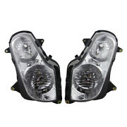 Motorcycle Front Headlight Headlamp Fit For Honda Gl1800 2001 2002 2003 04 05 06