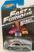 Hot Wheels 2013 The Fast And The Furious Movie Nissan Skyline Gt-r Black Wing