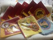 46ae Boy Scouts - Large Philmont - Neckerchief Collection +