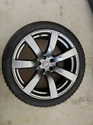 Title Rays Engineering Wheels And Pirelli Winter Tires For 2009 Nissan Gt-r