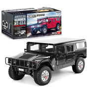 Hg P415 1/10 4wd 30km/h 2.4g Full Scale 4x4 American Hummer Rc Model Car Toy Wi