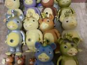 Giant Monster Soft Vinyl Figures Booster 16 Set Of16 Marusan F/s From Japan