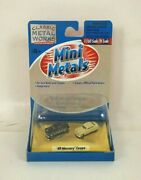 Nos Cmw Classic Metal Works '49 Mercury Coupe N Scale Accessories - 50217