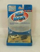 Nos Cmw Classic Metal Works '48 Ford Convertible N Scale Accessories - 50201