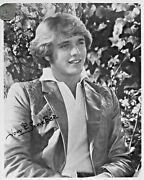 John Schneider Vintage, In Person Authentic Hollywood Autograph 466