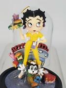 Betty Boop The Boop Oop A Doop Diner Limited Edition Figurine Hearst Oqw5205