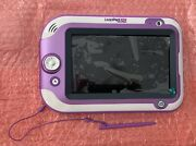 Leap Frog Leap Pad Xdi Ultra Learning System With Charge Cable And Stylus Purple