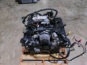 01 02 03 04 Ford Mustang 4.6l Sohc Engine Motor Assembly 125k Mile Take Out P83