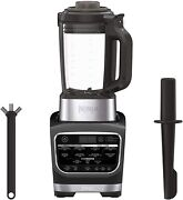 Ninja Foodi Cold And Hot Blender Hb152 Auto-iq Brand New Cook Soup Sauces Smoothie