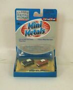 Nos Cmw Classic Metal Works '53 Ford Victoria N Scale Accessories - 50202