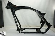09-20 Harley Touring Street Glide Frame Chassis Non Rep Cod 2014