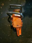 Husqvarna Chainsaw 55 For Parts Or Repair