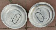 Aluminum Round Pot Lid, Deep Well Stove, Lids For Soup Taureen In Old Stove Or