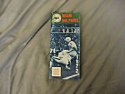1972 Miami Dolphins Media Guide Yearbook 1973 Super Bowl Don Shula Bob Griese