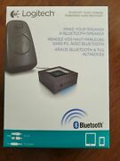 New Logitech Bluetooth Audio Adapter 980-000910 For Bluetooth Streaming