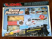 Vtg. 1995 Lionel Union Pacific Express 71-1736-202 Train Set Made In Usa