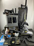 Kirby Upright Carpet Vacuum Cleaner With Shampoo System And Accessories G6d 2001