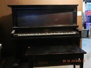 Antique Upright Piano Kingsbury The Cable Company Chicago 1914 Free Pickup Mich