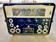 Signal Corps Army Amplifier Am 424/pfp-1 Af Amp Am424 An Military Filmosound