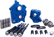 S And S Cycle 310-1008b 475 Cam Chest Kit Chain Drive